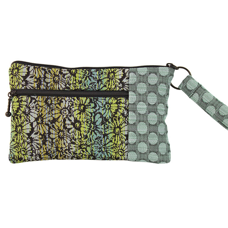 Maruca Beetle Wristlet in Flower Wash