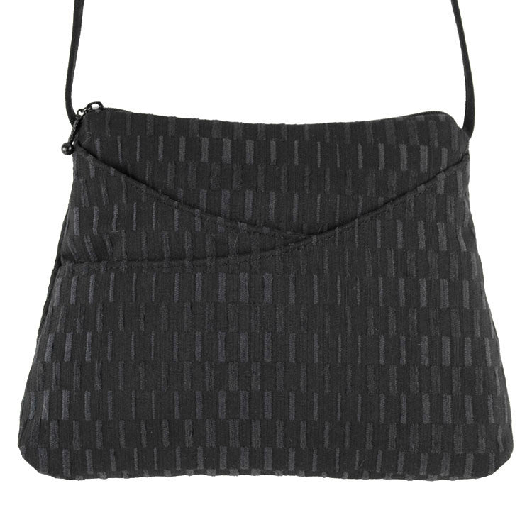 Maruca Sparrow Handbag in Basket Black