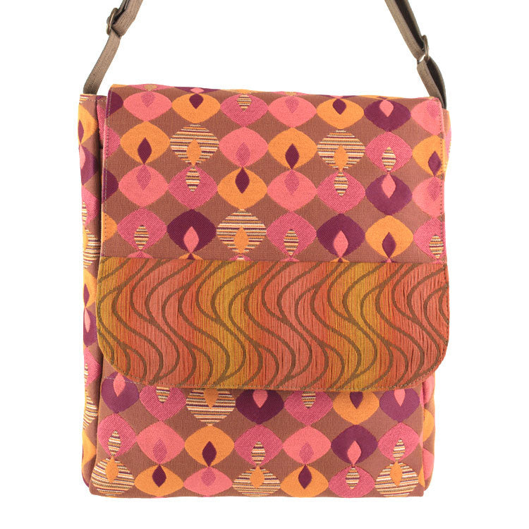 Maruca Rail Bag in Jubilee Hot
