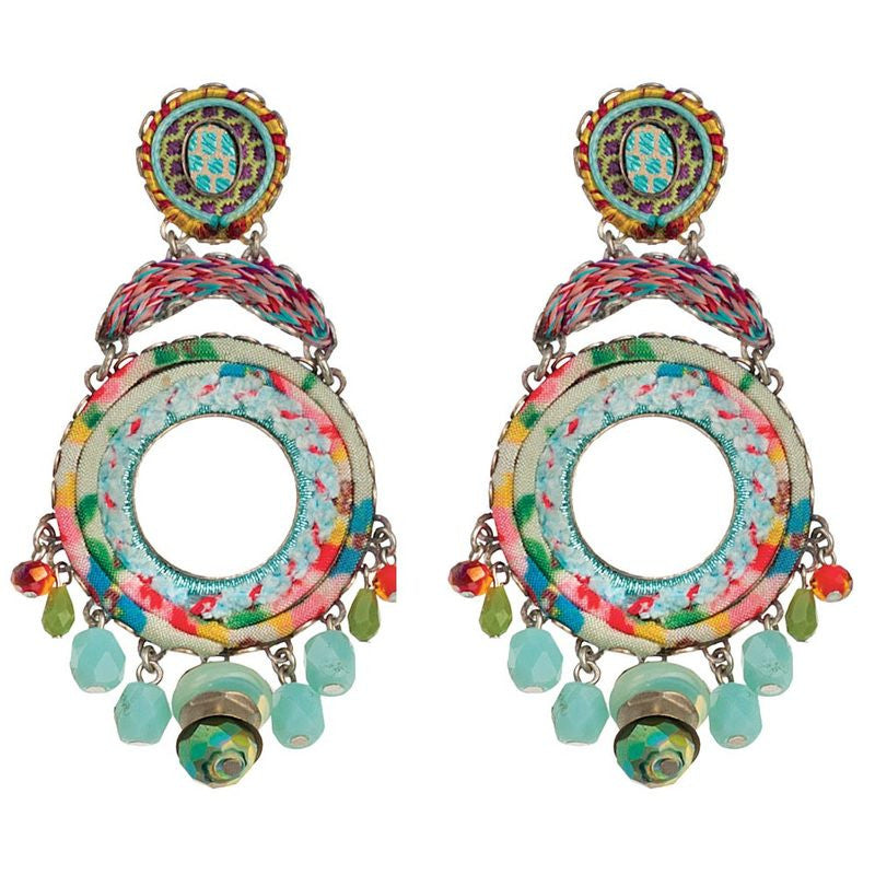 Florence Amore Hip Collection Earrings by Ayala Bar