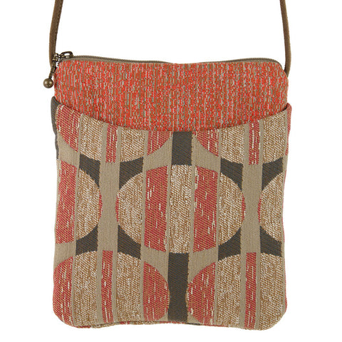 Maruca Cupcake Handbag in Mod Egg Red