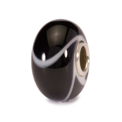 Black Armadillo by Trollbeads