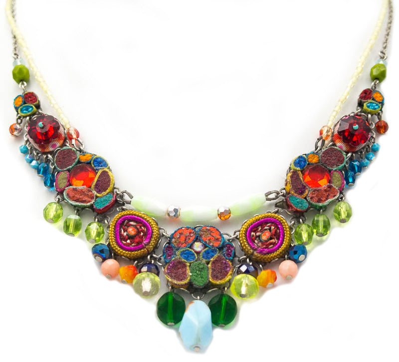 Razzmatazz Large Hip Collection Necklace by Ayala Bar