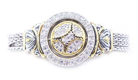 Timeless Pavé Numbered Limited Edition Bracelet by John Medeiros