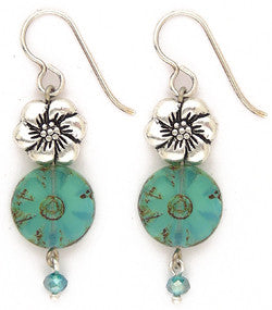New Blue Earrings by Desert Heart