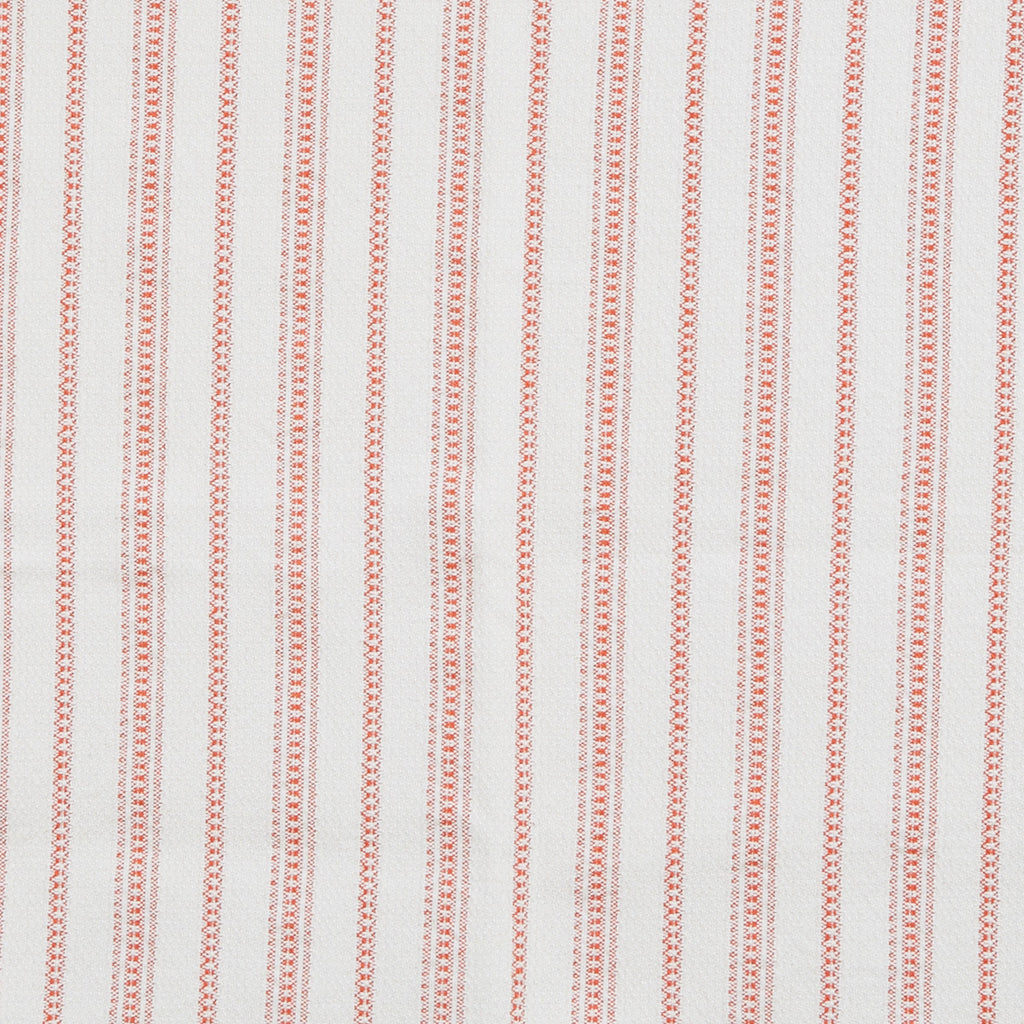 Chain Stripe Square in Orange