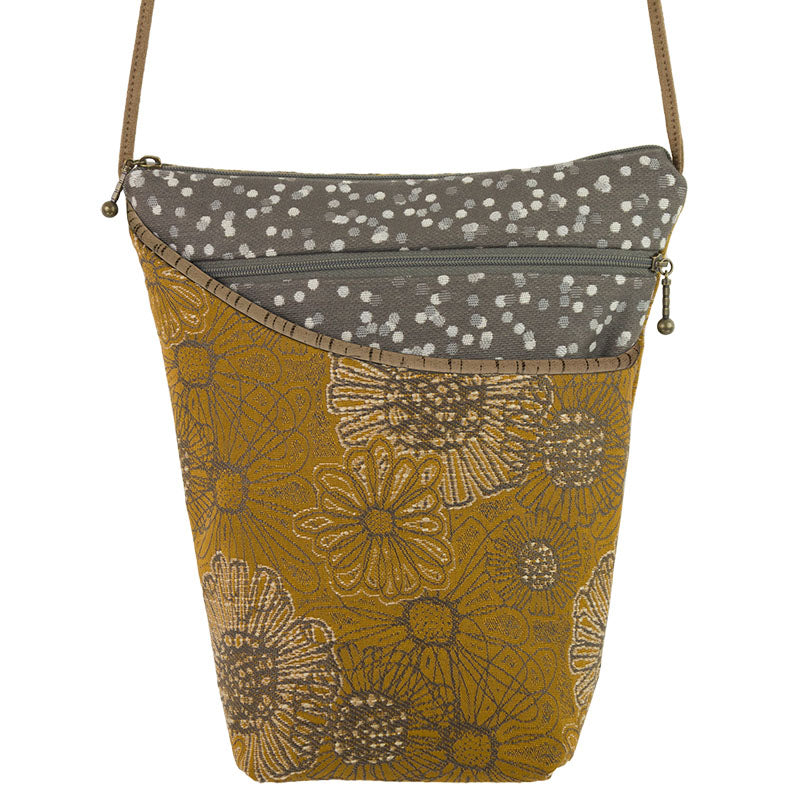Maruca City Girl Handbag in Blooming Saffron