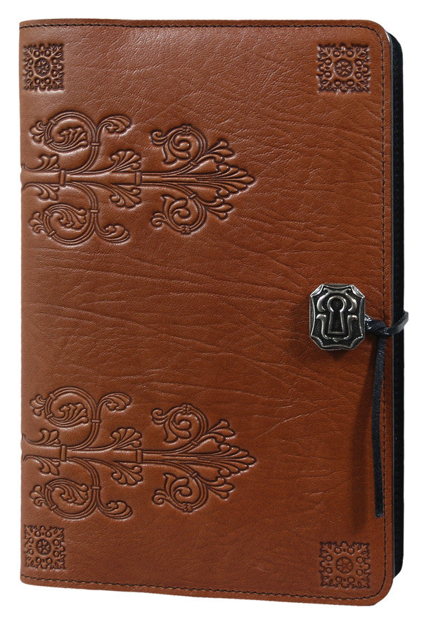 Small Leather Journal - Da Vinci in Saddle