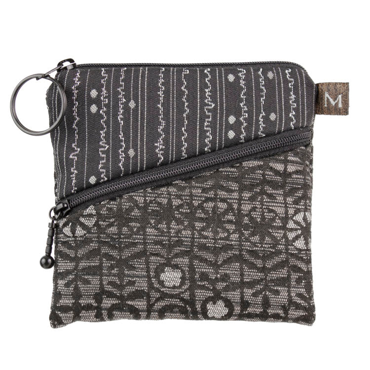 Maruca Roo Pouch in Hedge Black