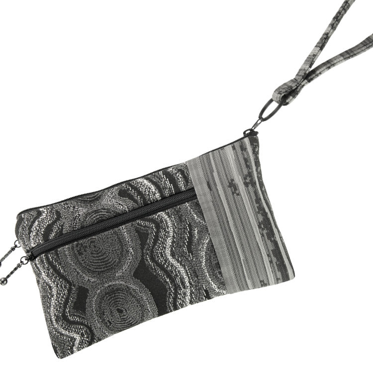 Maruca Beetle Wristlet in Moon Jellyfish