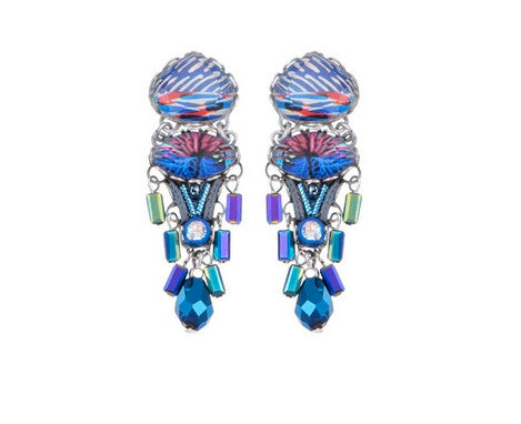 Insight Gillian Earrings by Ayala Bar