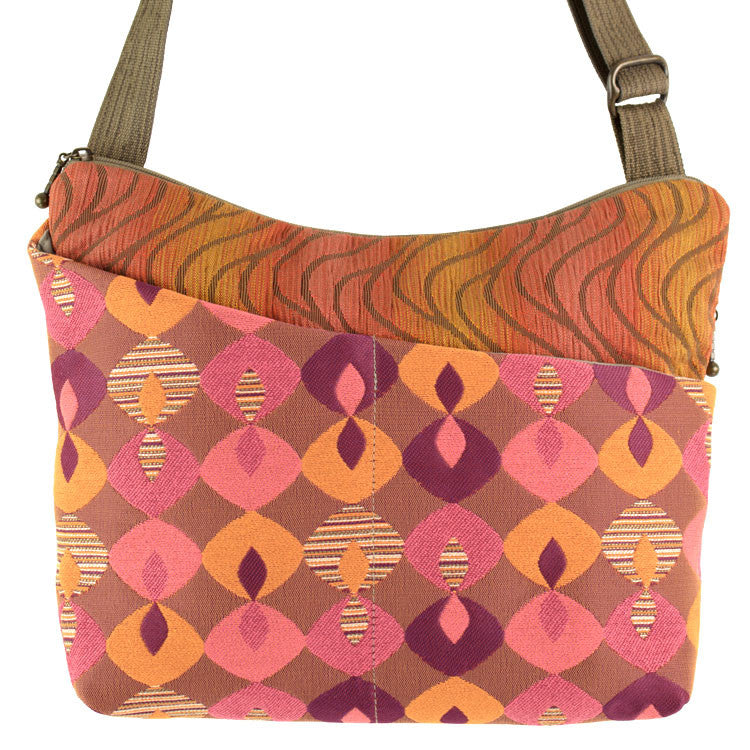 Maruca Cottage Bag in Jubilee Hot