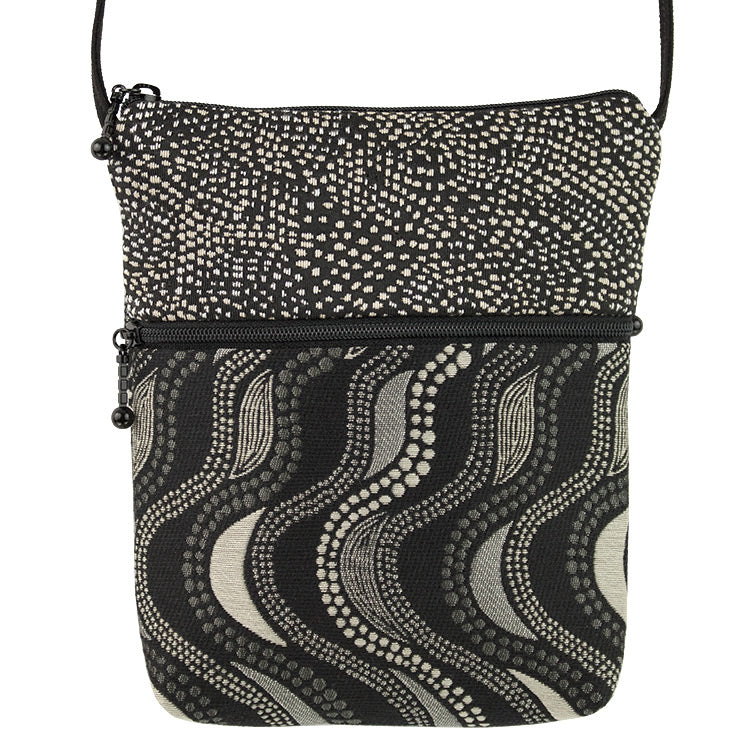Maruca Li'l Buddy Handbag in Fluid Black