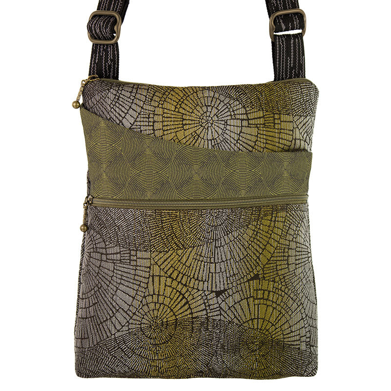 Maruca Pocket Bag in Pewter Forest