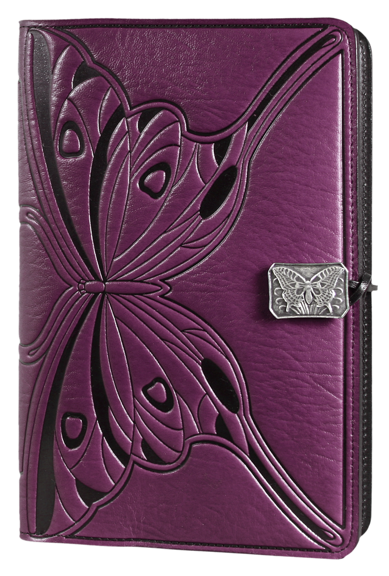 Butterfly Large Journal in Orchid