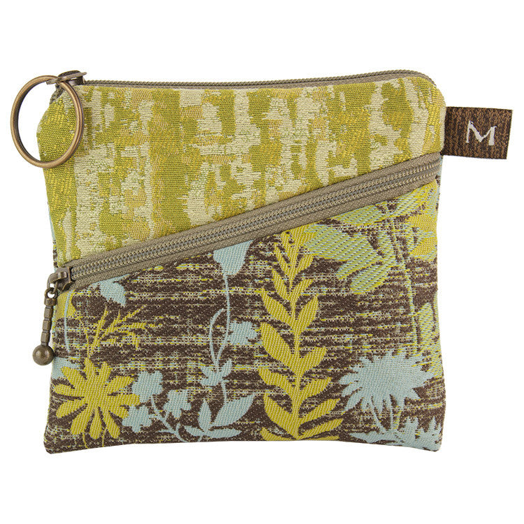 Maruca Roo Pouch in Fern Cool