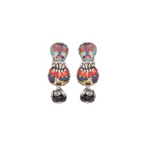 Sundown Chant Hadara Earrings by Ayala Bar