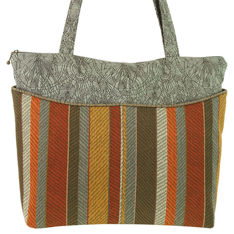 Maruca Tote Bag in Wheat Field