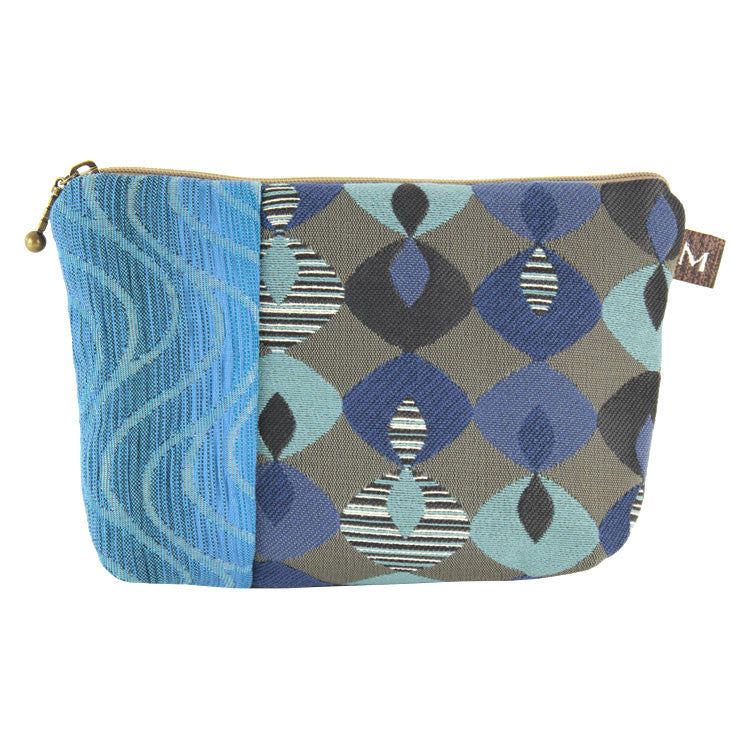 Maruca Cosmetic Bag in Jubilee Cool