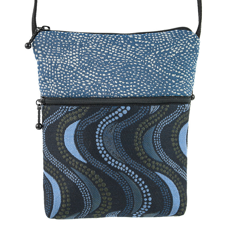 Maruca Li'l Buddy Handbag in Fluid Cobalt