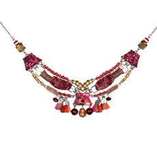 Ayala Bar Cerise Necklace