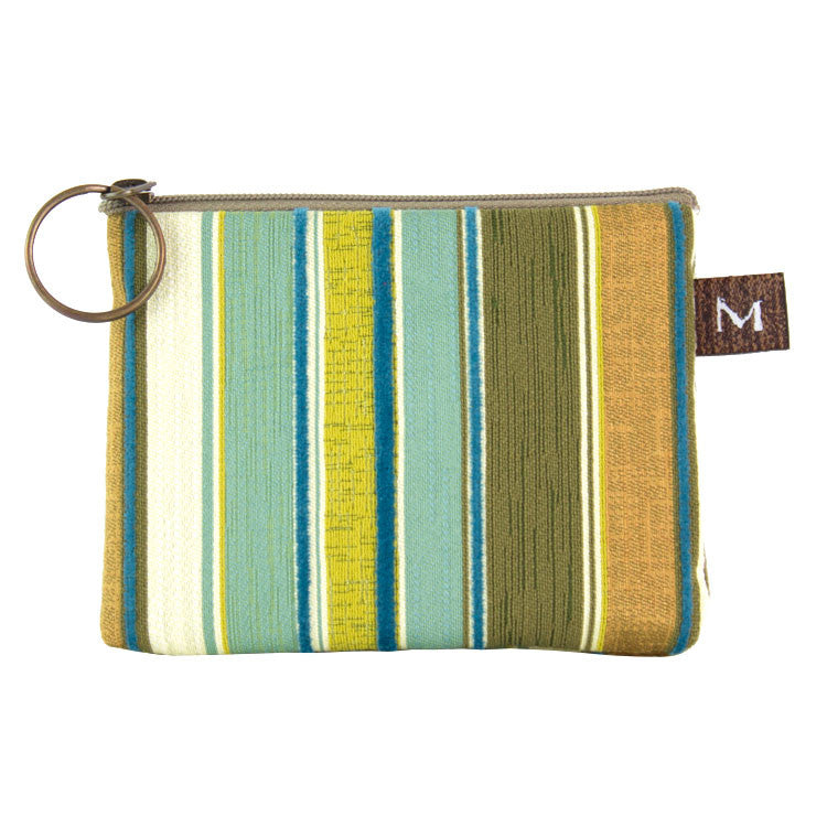 Maruca Coin Purse in Mod Stripe