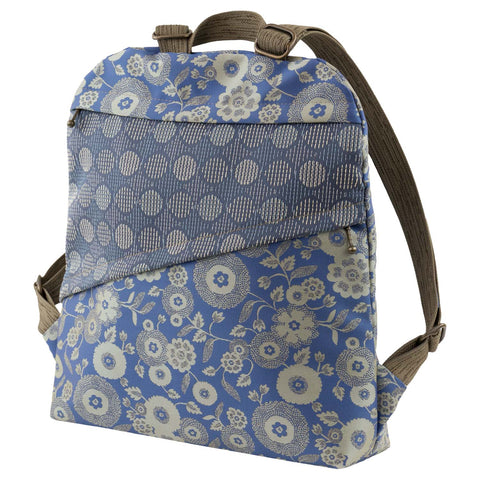 Maruca Backpack in Parasol Blue