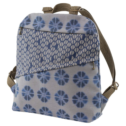 Maruca Backpack in Kyoto Blue