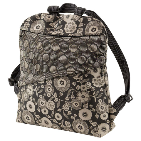 Maruca Backpack in Parasol Black