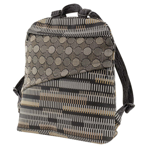 Maruca Backpack in Zen Black