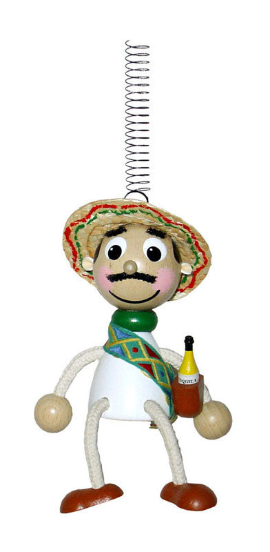 Mexican Handcrafted Wooden Jumpie