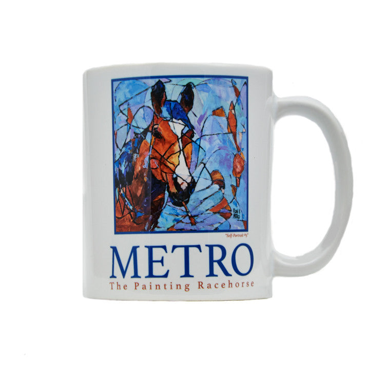Metro Self Portrait #5 Mug