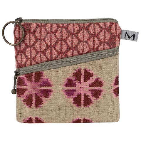 Maruca Roo Pouch in Kyoto Pink