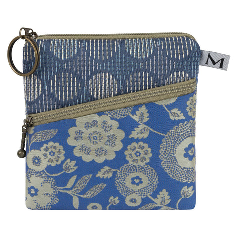 Maruca Roo Pouch in Parasol Blue