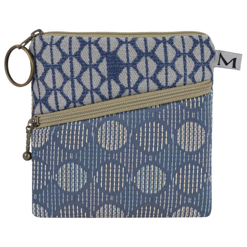 Maruca Roo Pouch in Temari Blue