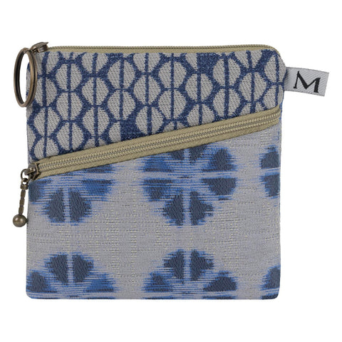 Maruca Roo Pouch in Kyoto Blue
