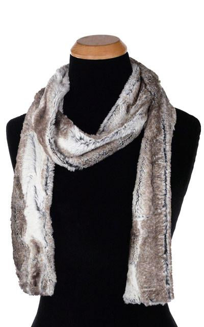 Birch Luxury Faux Fur Scarf