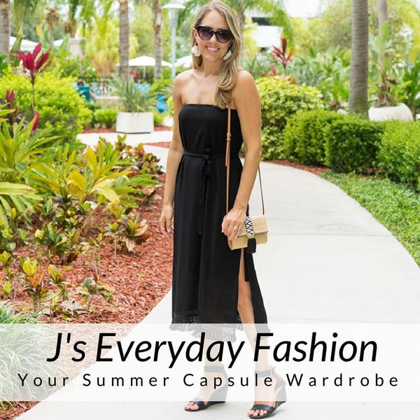 4cd583bf223 Your Summer Capsule Wardrobe with VacayStyle