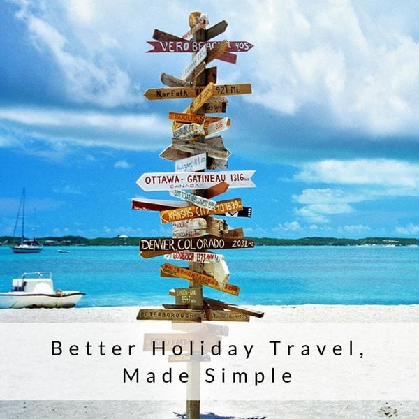 Better Holiday Travel, Made Simple