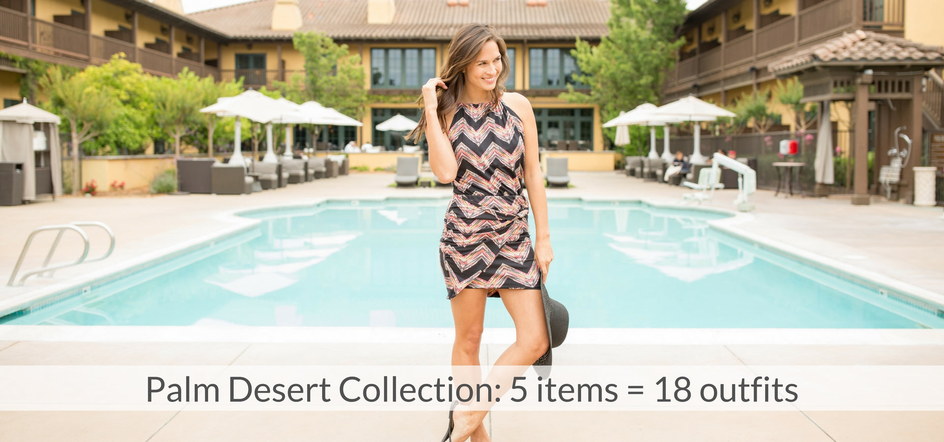Palm Desert Collection on location