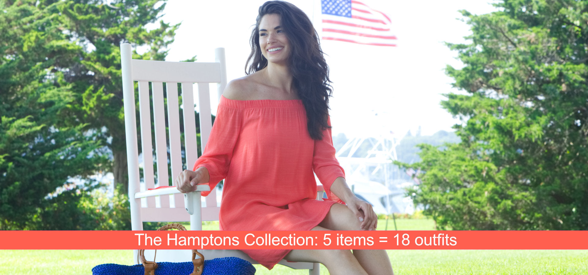 Vacay The Hamptons Collection