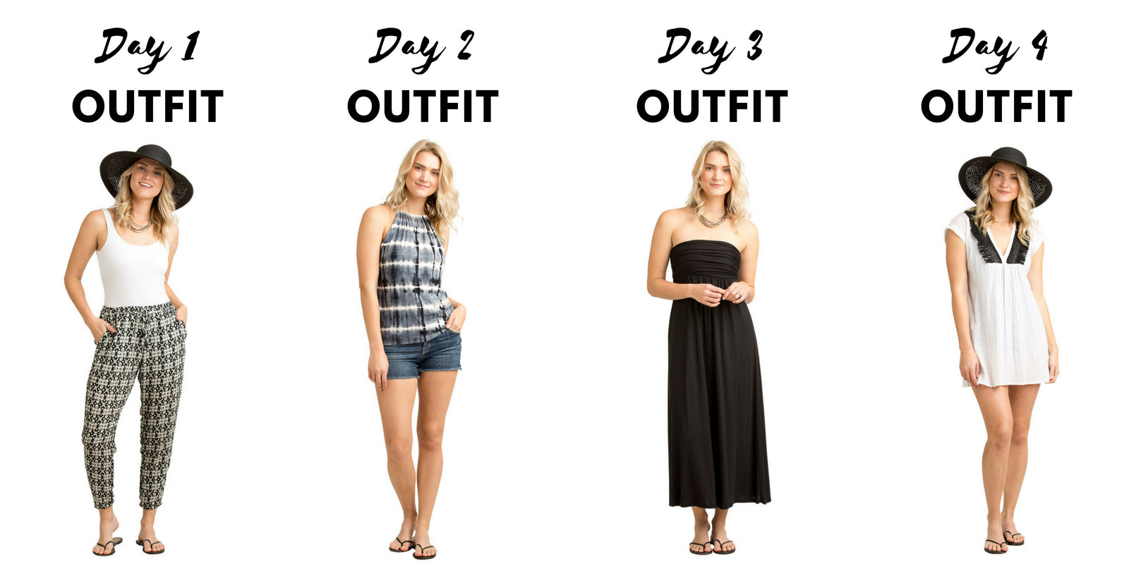 Costa Rica Collection outfits