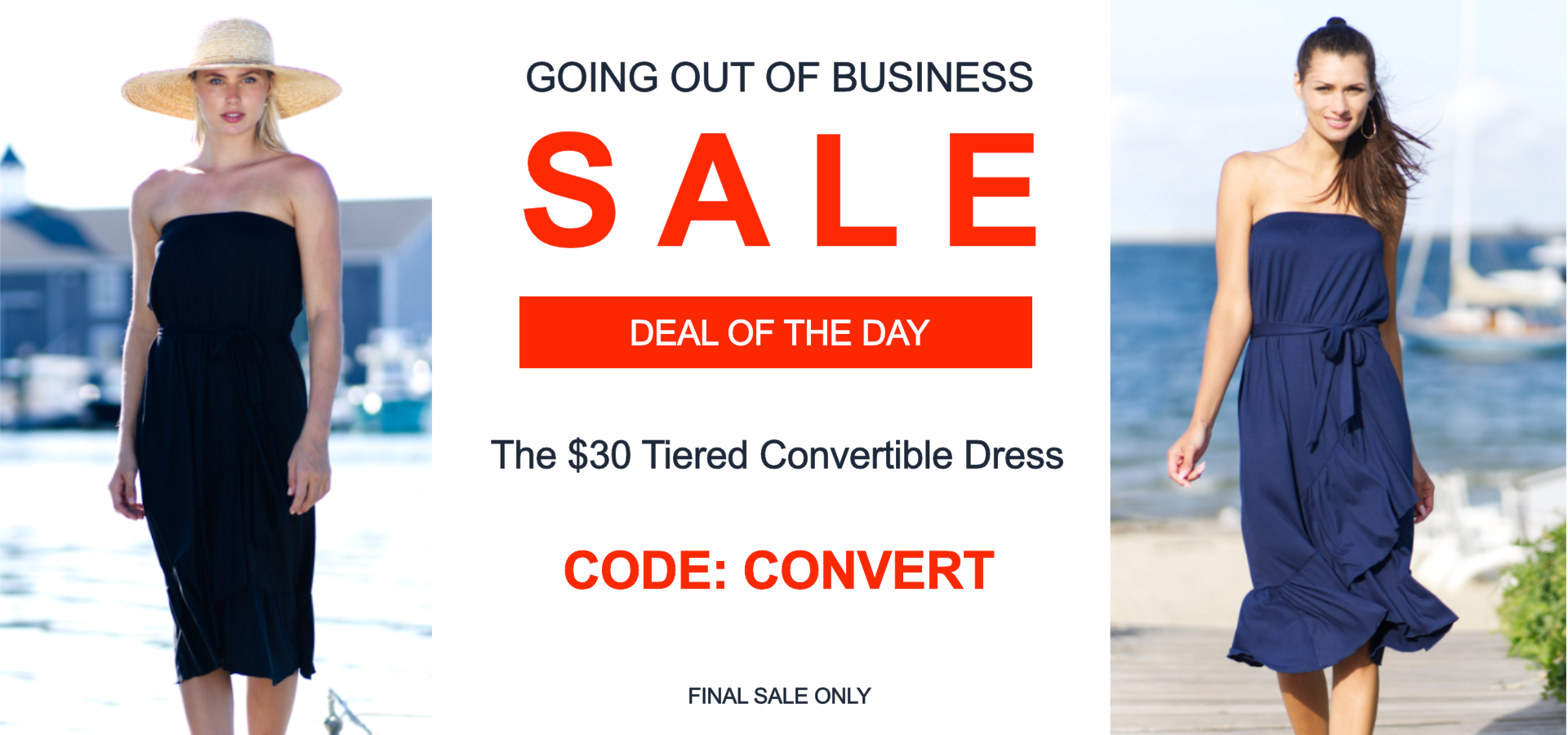 Vacay Deal of the Day Tiered Dress