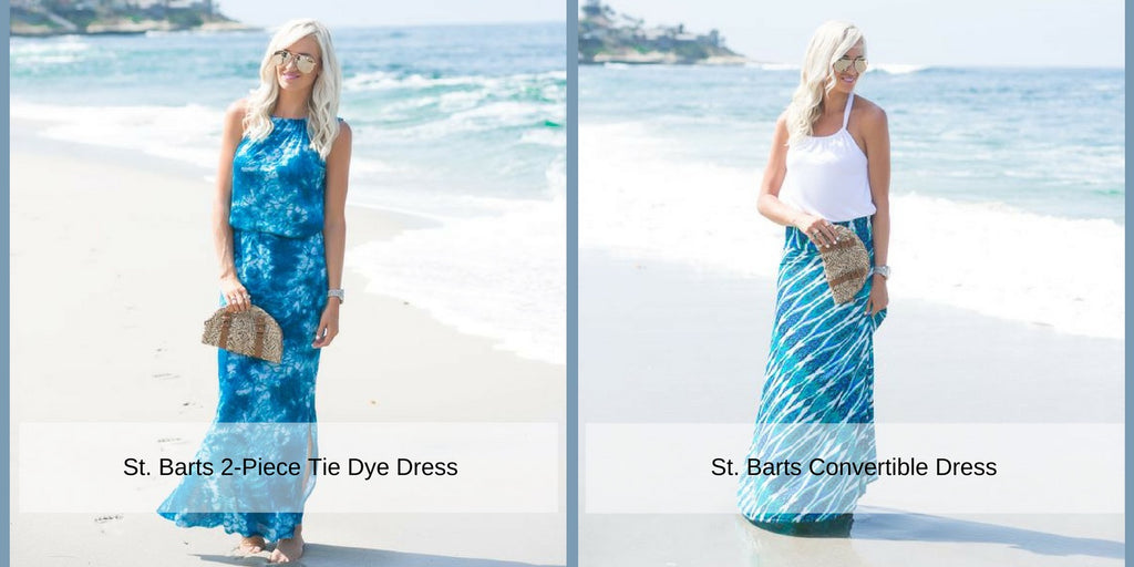 McKenna Bleu in Vacay's St. Bart's Collection