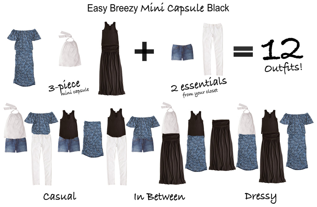 Easy Breezy Mini Capsule