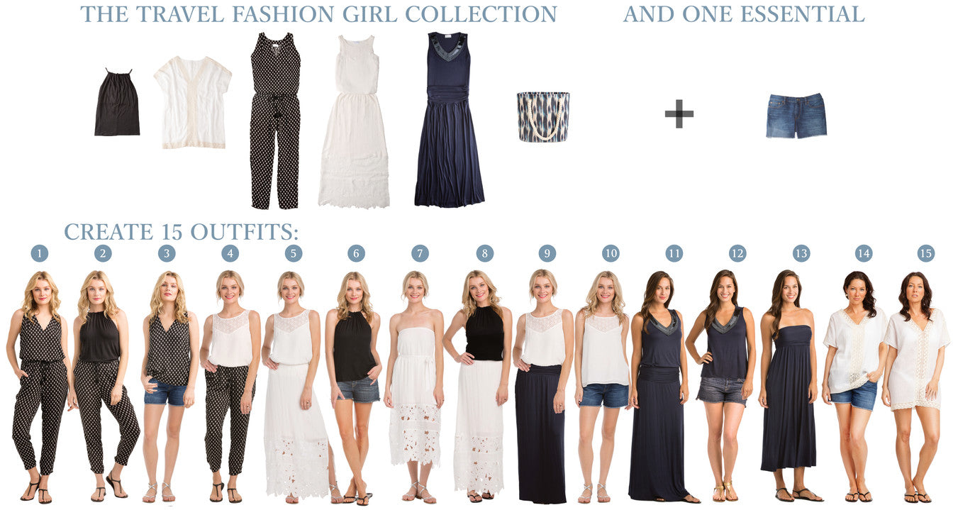 fashion travel girl 15 outfits