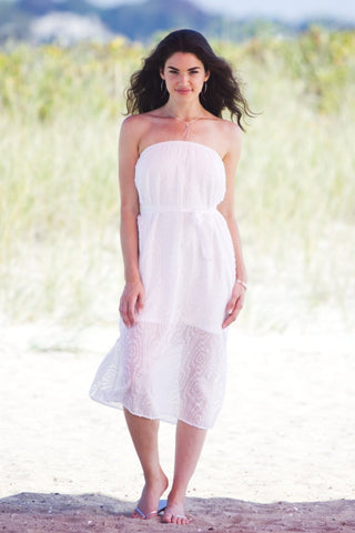 Vacay Goddess Convertible Dress