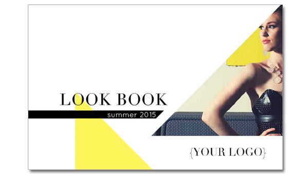Fashion Book Cover Quest ~ Look book the astrid mueller startup branding boutique