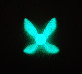 Navi Glowing Necklace - Fairy Companion Necklace - Glow in the dark - Gamer Jewelry - Soul Shards