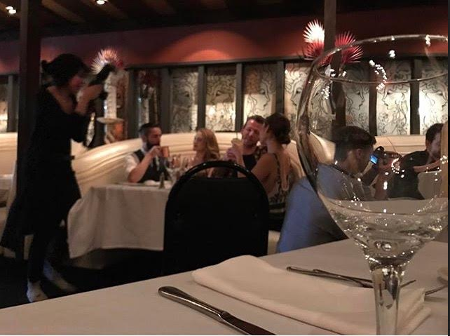 Behind the scenes of our Photoshoot at The Dresden!